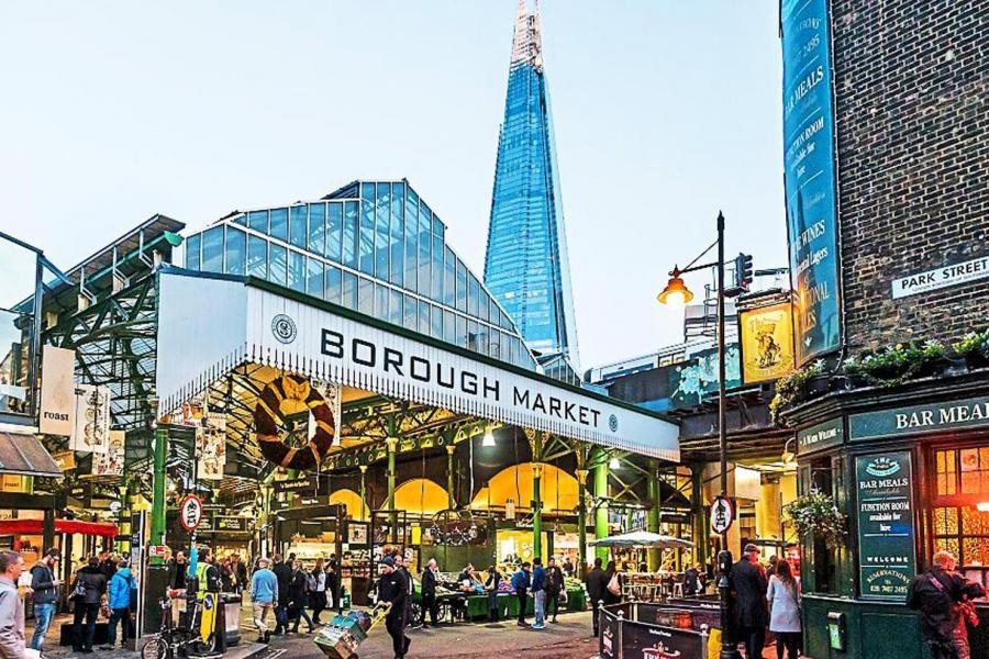 Borough Market - London
