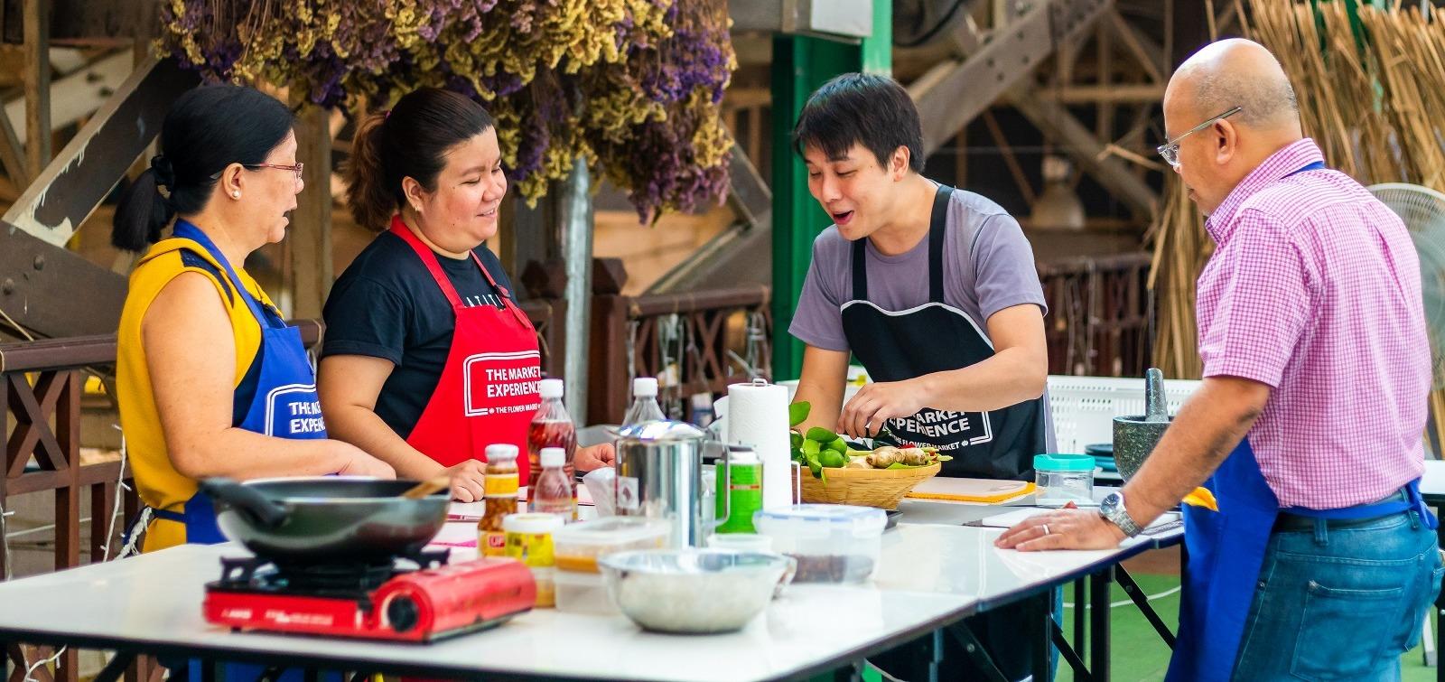 Thai Cooking Class - Bangkok