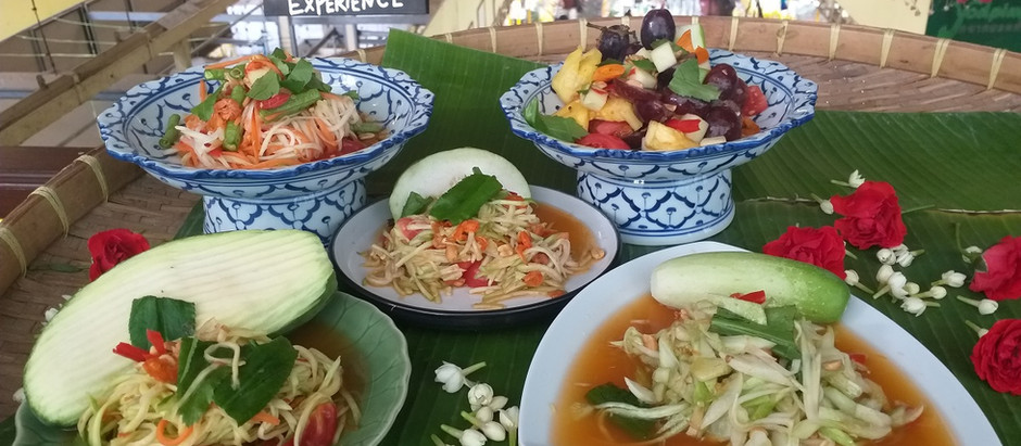 The Ultimate Guide to Som Tum: It's not just Papaya Salad!