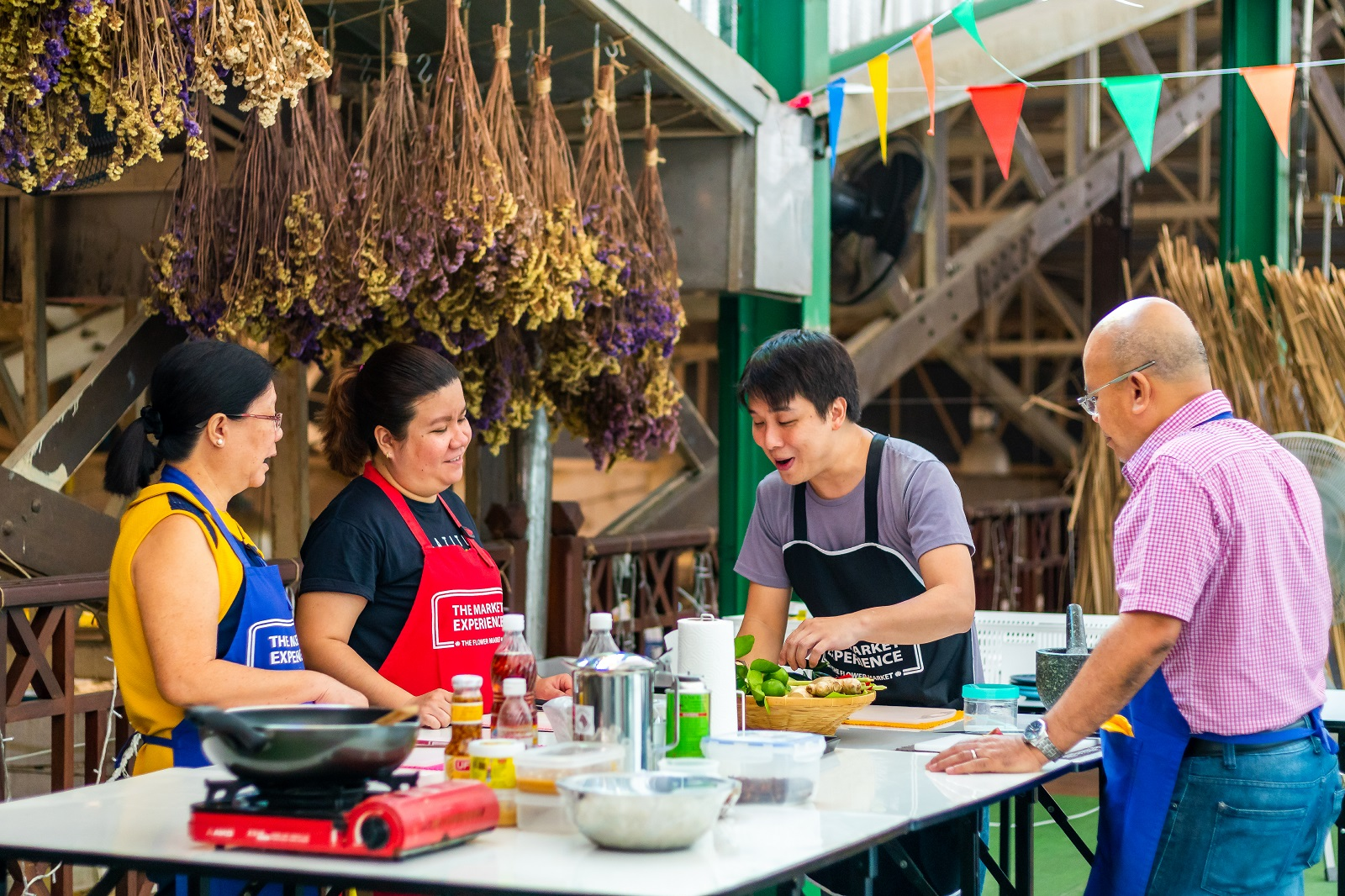 Enjoy a Thai Cooking Class