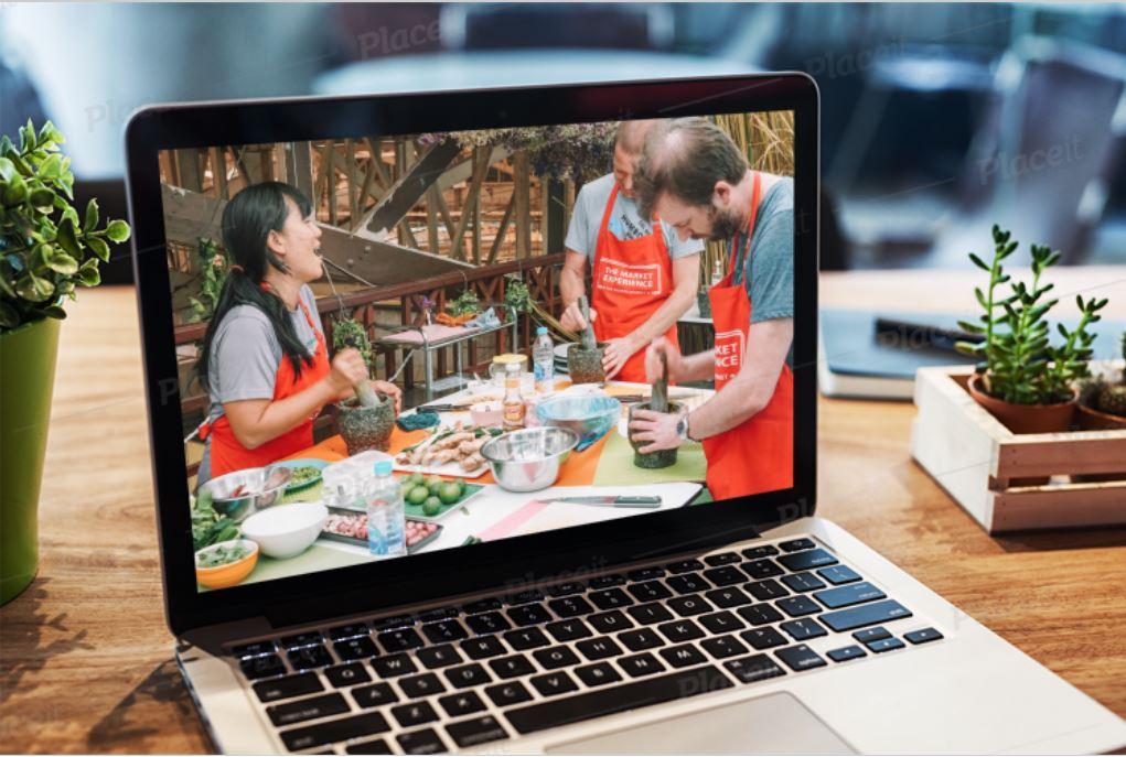 Take an Online Thai Cooking Class