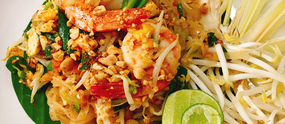 The Best Pad Thai in Bangkok - And the Winner is?