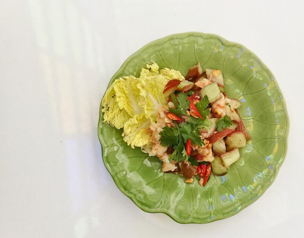 Som Tum Polomai - Thai Fruit Salad
