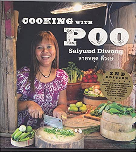 Cooking with Poo - Thai recipe book