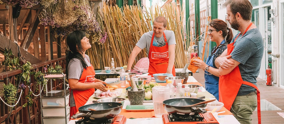 3 Things to Remember When Booking a Cooking Class in Thailand
