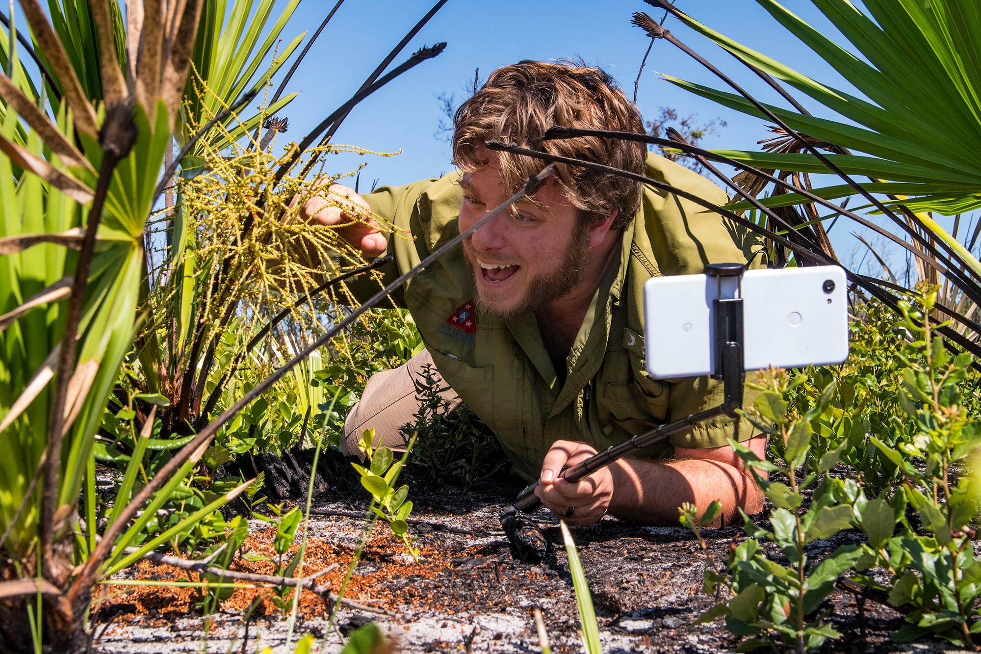 Florida Nature Walks with Mr. Dustin