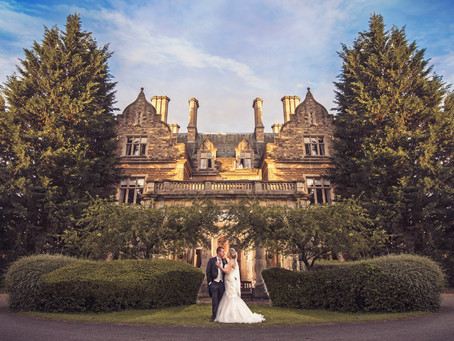 Charisma & Lawrence | Branston Hall Hotel | 15th July 2017