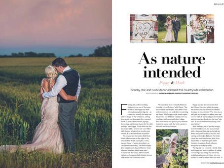 We are in Wedding Ideas Magazine!