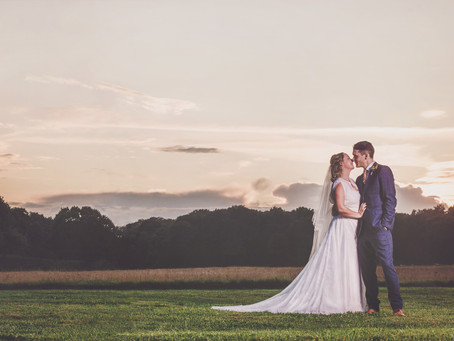 Maisie & Foz | Hazel Gap Barn | September 2017