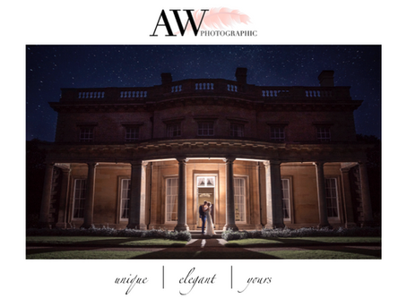 AWPhotographic Wedding Brochure