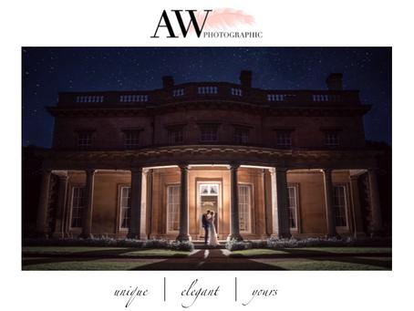 AWPhotographic Wedding Brochure