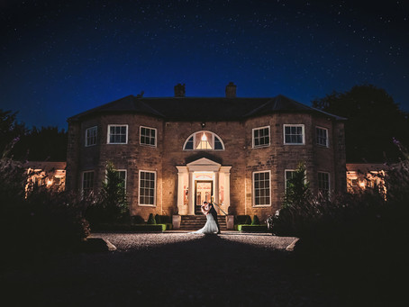 Charlotte & James | Washingborough Hall Hotel