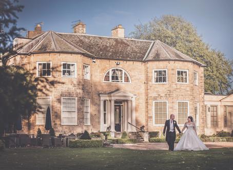 Nicolle & Tom | Washingborough Hall Hotel | May 2019 | Lincolnshire