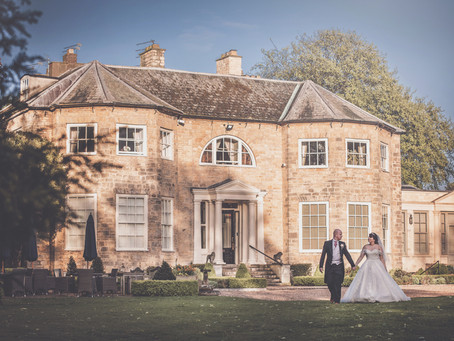 Nicolle & Tom | Washingborough Hall Hotel | May 2019 | Lincolnshire