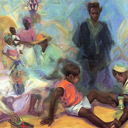 Ori Libation To The Coming Of the New Black Man