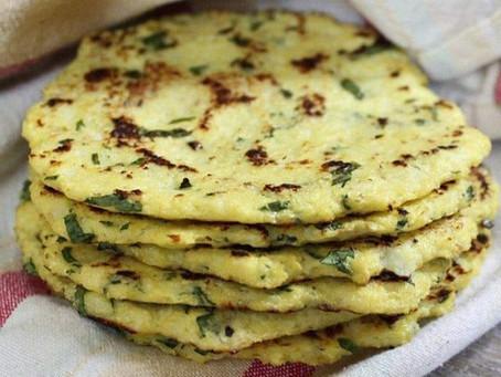 Recipe of the month - Cauliflower Tortillas