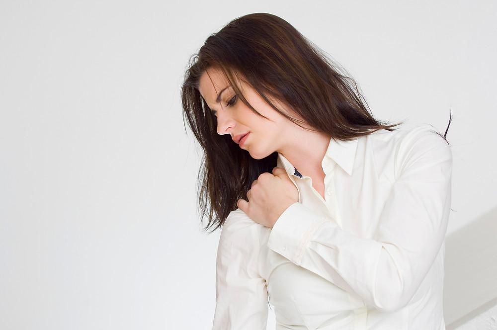 假性肩周炎|中醫