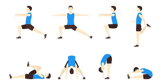 認識肌肉拉伸