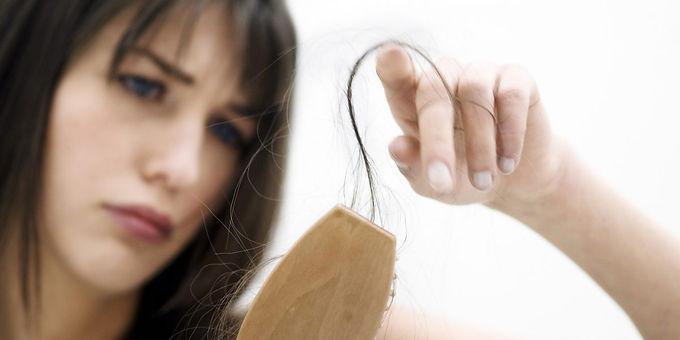 脫髮的中醫藥治療