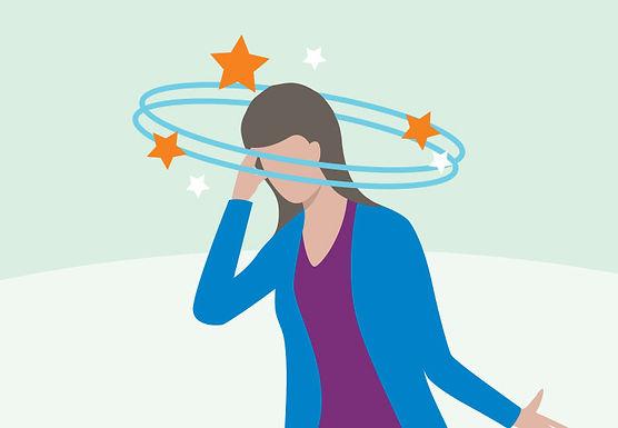 治療頭暈案例一則