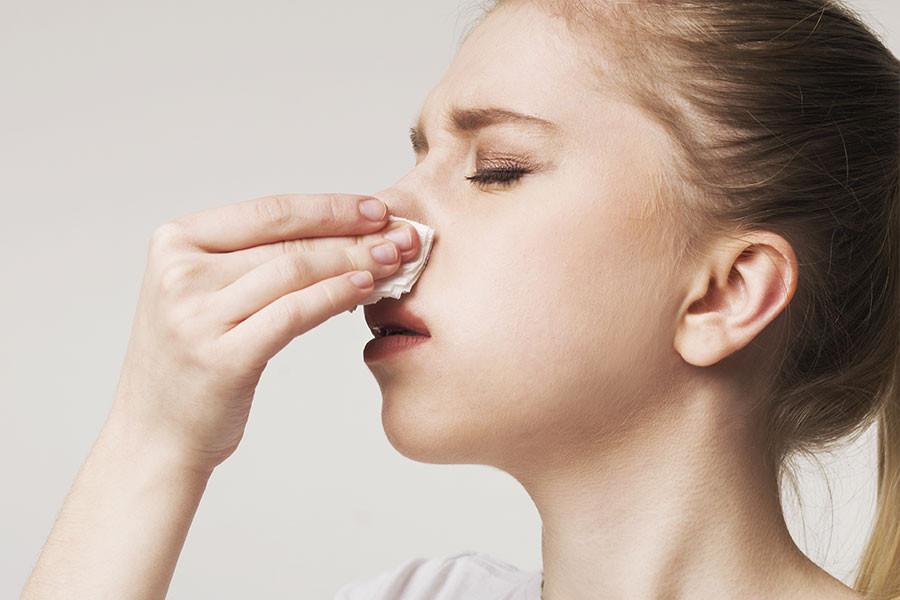 鼻敏感|中醫