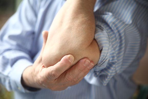 中醫針灸治療網球肘