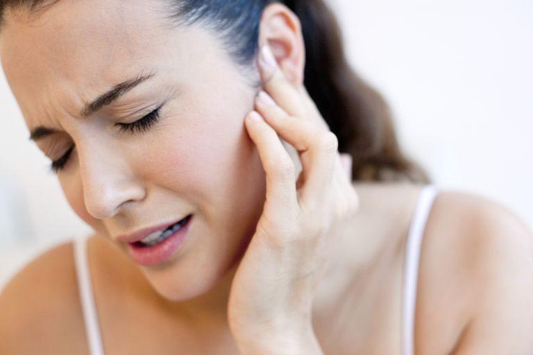 耳廓軟骨膜炎|中醫