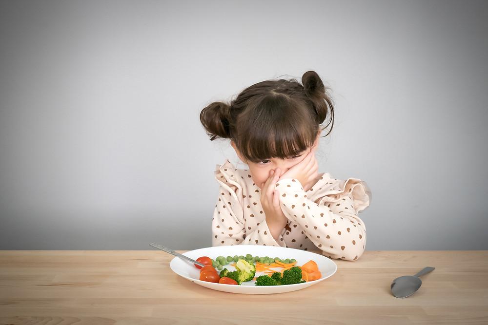 小兒厭食|中醫