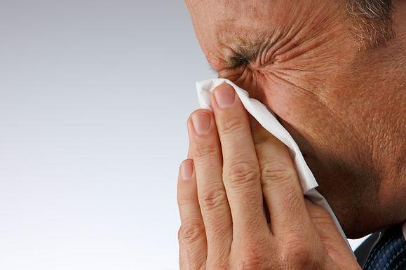 鼻鼽=鼻敏感=過敏性鼻炎