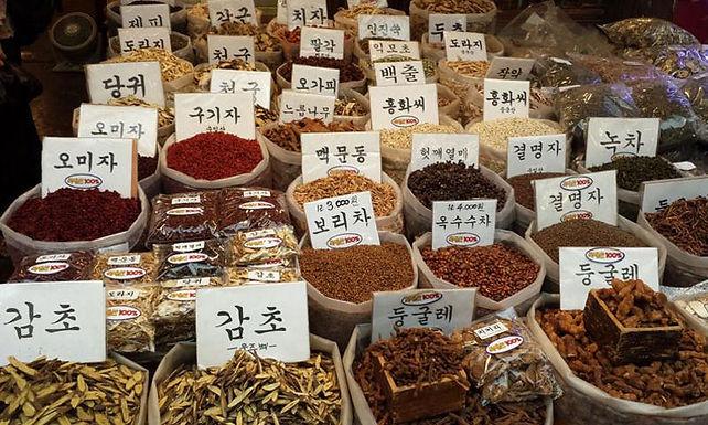 韓國漢醫與食療淺談