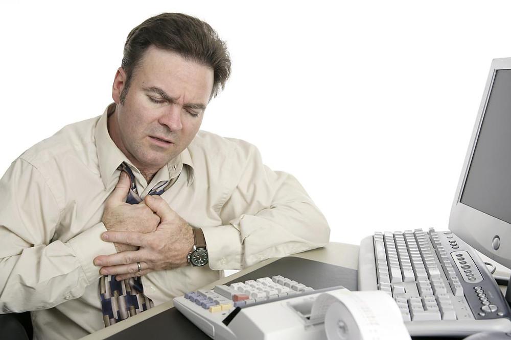 胸痹|中醫