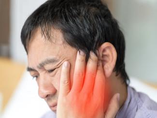 牙骹痛為何與壓力有關? (顳顎關節症候群)