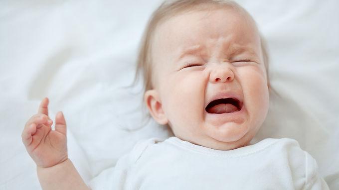 小寶寶給家長的警號-夜啼