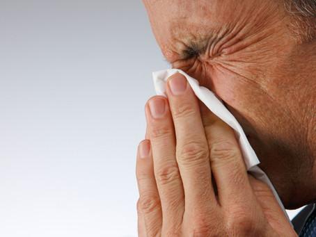 鼻敏感的中醫治療 - 病案分享