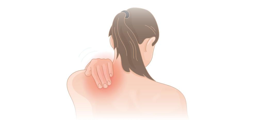 肩周炎|中醫