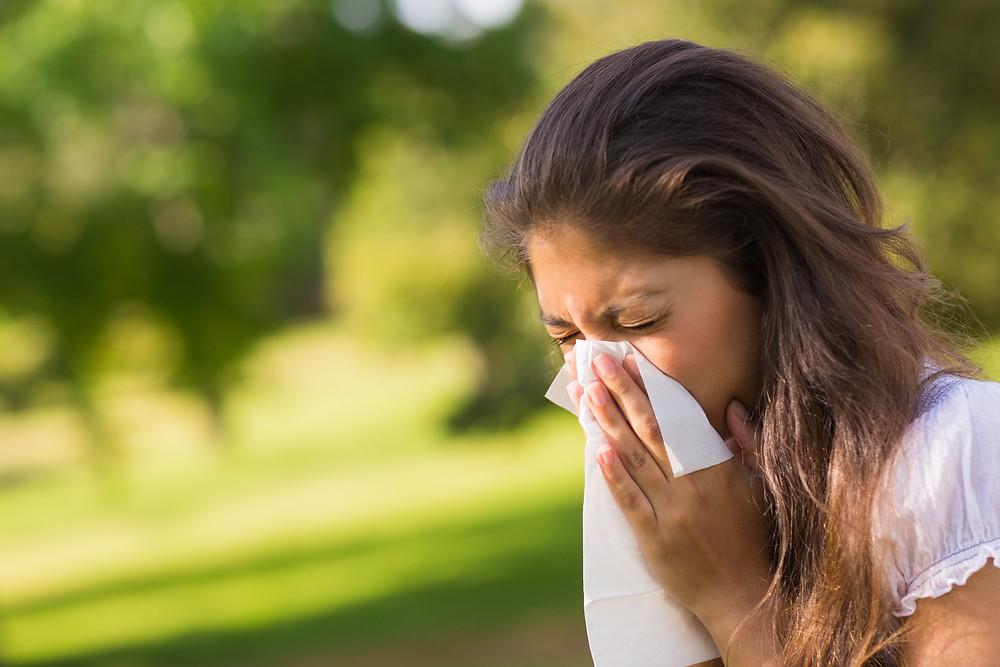 過敏性鼻炎|中醫
