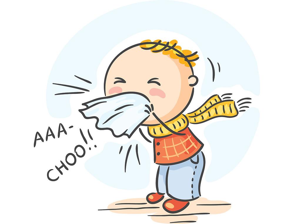 感冒與流感|中醫