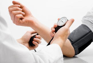 更年期綜合症伴高血壓