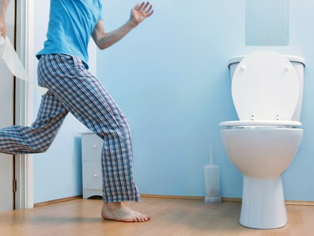 尿頻 - 前列腺增生症