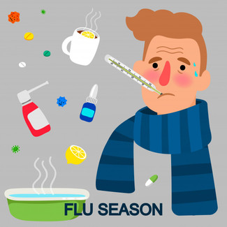 預防流行性感冒