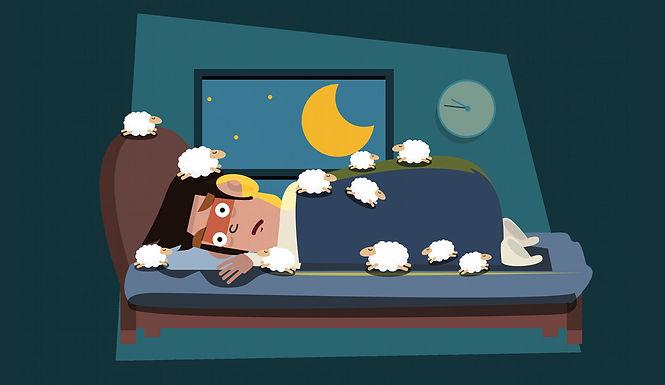 失眠穴位按摩