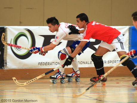 Cardiff Skate School, Roller Hockey