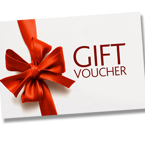 Lessons Gift Voucher