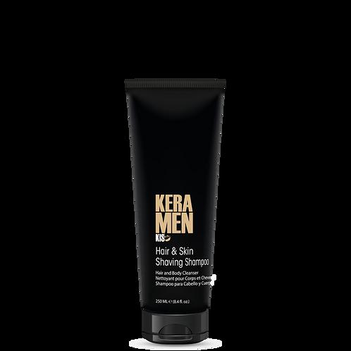 Hair&Skin Shaving Shampoo