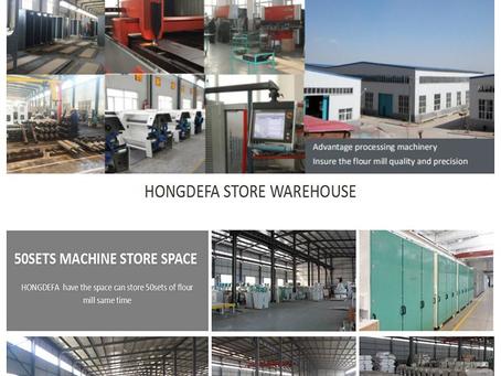 Hongdefa Company Notification