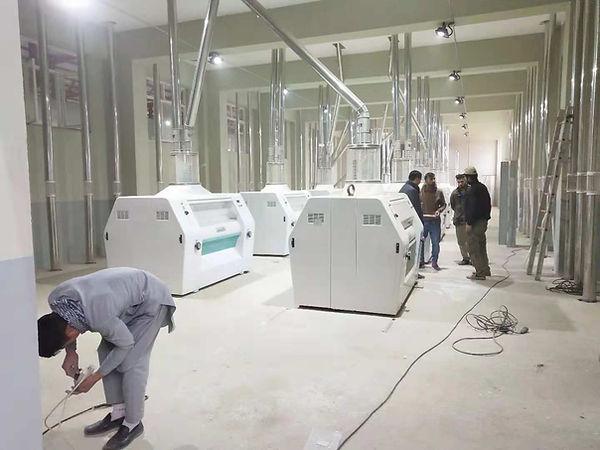 installing 300t wheat mill.jpg