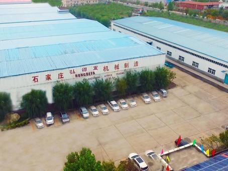 Hongdefa No.1 in Food processing Field