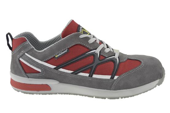 27235-MAGNESITE gris-rouge
