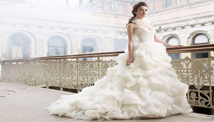 Como escolher o vestido perfeito para seu casamento em 2018
