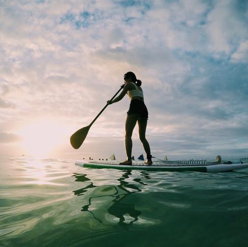 Paddle Surf en Máncora